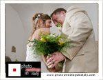 Wedding photographer in Todi